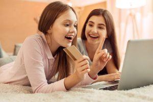 Prepaid Kreditkarten für Kinder